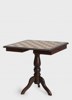 Шахматный стол Nigri Scacchi с выдвижными ящиками, фото