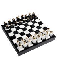 Набор шахмат L'Objet Games 41x41x6см, фото