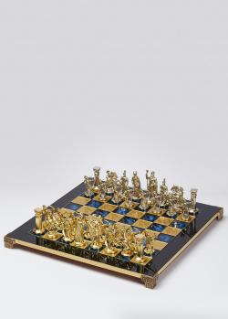 Шахматы Manopoulos с фигурами в виде лучников, фото