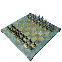 Шахматы Manopoulos Кикладское искусство в футляре, фото