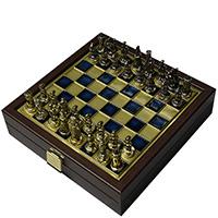 Шахматы дорожные Manopoulos Византийская империя, фото