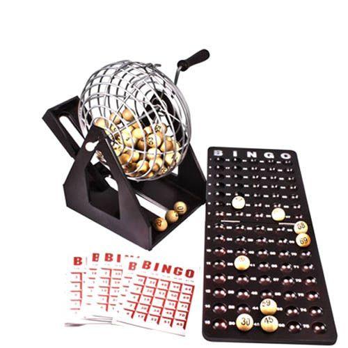 Набор для игры в лото Hong Kong, фото