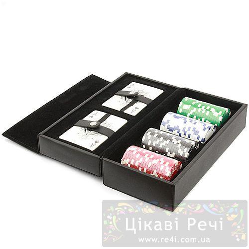 Набор для игры в покер Philippi Royal Fluch, фото