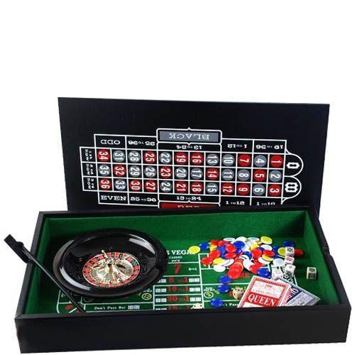Набор для покера Hong Kong Мини-казино