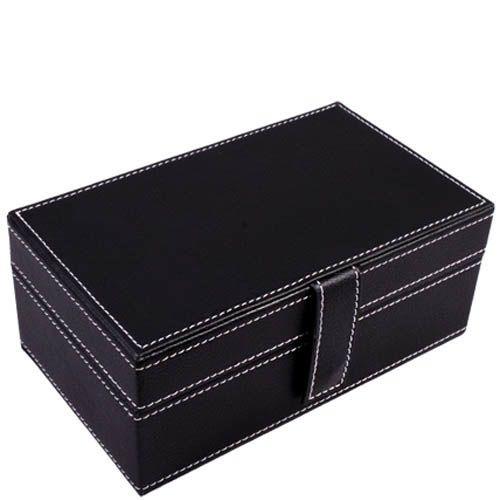 Набор для покера в кожаном кейсе, фото