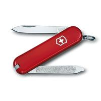 Нож Victorinox Escort красный (6 предметов), фото