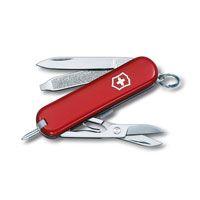 Нож Victorinox Signature красный (7 предметов), фото