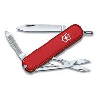 Нож Victorinox Ambassador красный (7 предметов), фото