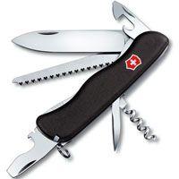 Нож Victorinox Forester черный (12 предметов), фото