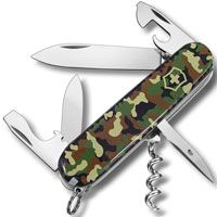 Нож Victorinox Spartan камуфляж (12 предметов), фото
