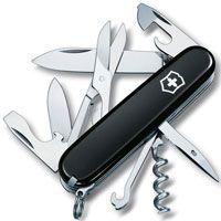 Нож Victorinox Climber черный (14 предметов), фото