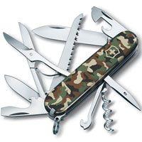 Нож Victorinox Huntsman камуфляж (15 предметов), фото