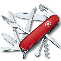 Нож Victorinox Huntsman красный (15 предметов), фото