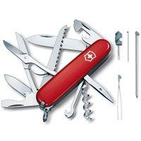 Нож Victorinox Huntsman красный (18 предметов), фото