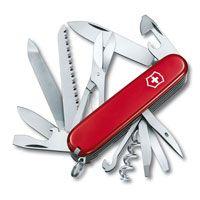 Нож Victorinox Ranger красный (21 предмет), фото