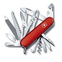 Нож Victorinox Handyman красный (24 предмета), фото