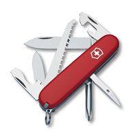 Нож Victorinox Hiker красный (13 предметов), фото