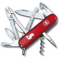 Нож Victorinox Fisherman красный (17 предметов), фото