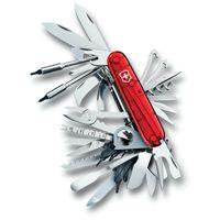 Нож Victorinox SwissChamp красный (80 предметов) коллекционный, фото