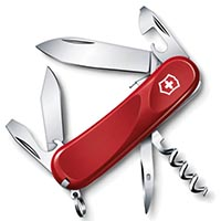 Нож Victorinox Delemont collection Evolution S101 на 12 предметов, фото