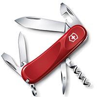 Нож Victorinox Delemont collection Evolution 10 на 13 предметов, фото
