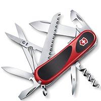 Нож Victorinox Delemont collection EvoGrip S17 на 15 предметов, фото