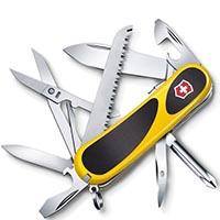 Нож Victorinox Delemont collection EvoGrip S18 на 15 предметов, фото