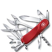 Нож Victorinox Delemont collection Evolution S557 на 21 предмет, фото