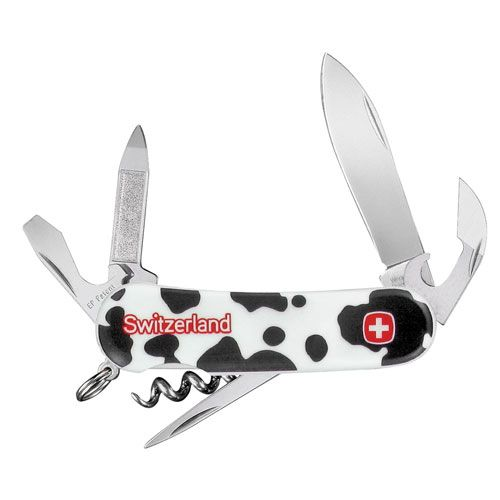 Нож Wenger 1.10.09.912.P1 Special design, фото