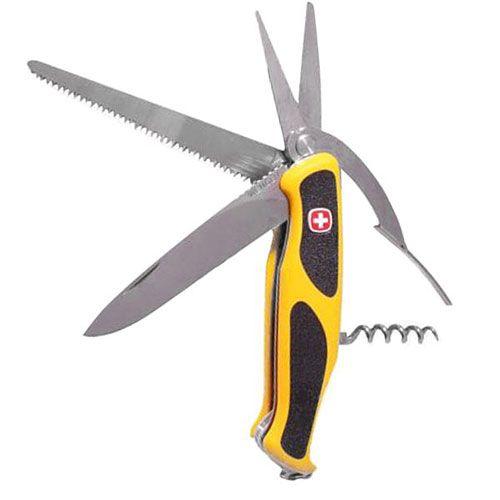 Нож Wenger 1.77.71.822 RangerGrip, фото