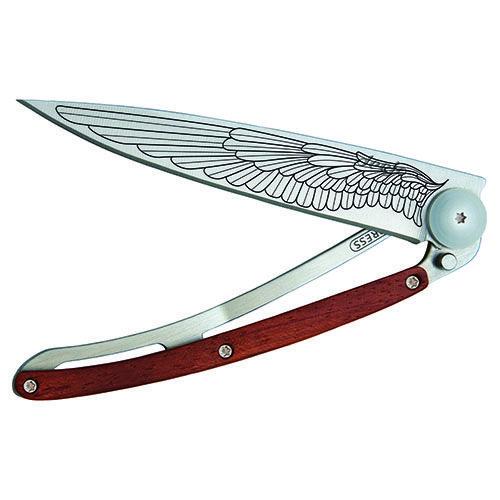 Нож Deejo Wood rosewood Wing, фото