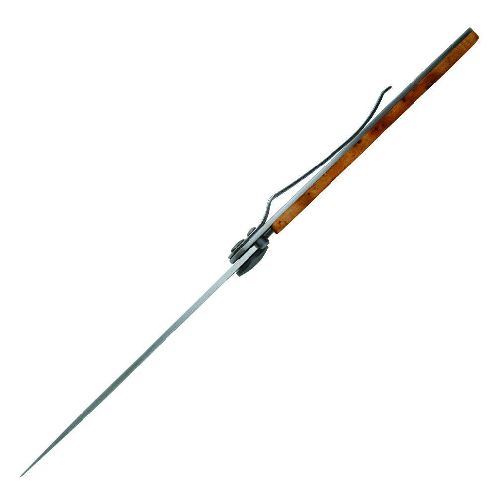 Нож Deejo Wood juniper 11 см