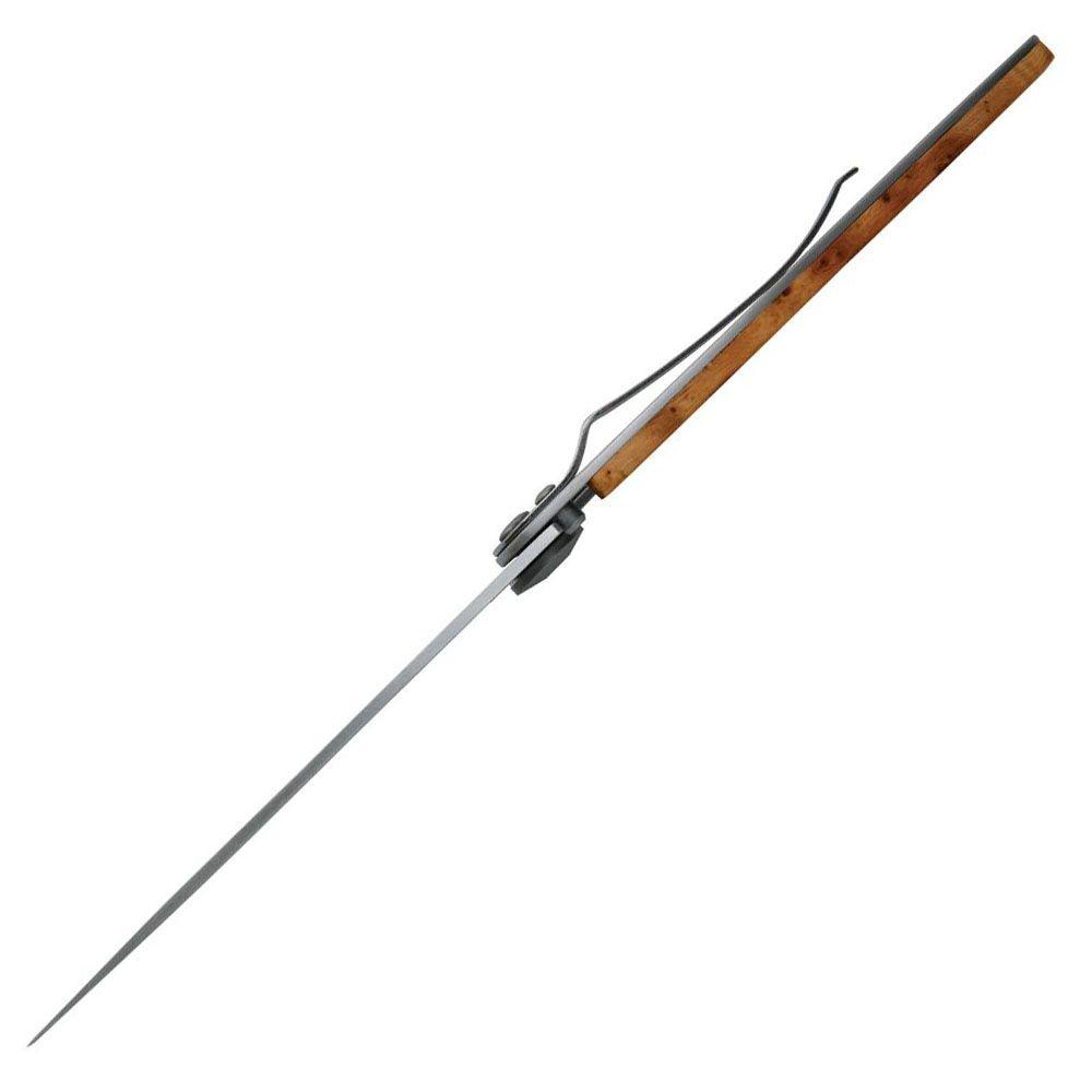 Нож Deejo Tattoo Juniper wood Odin