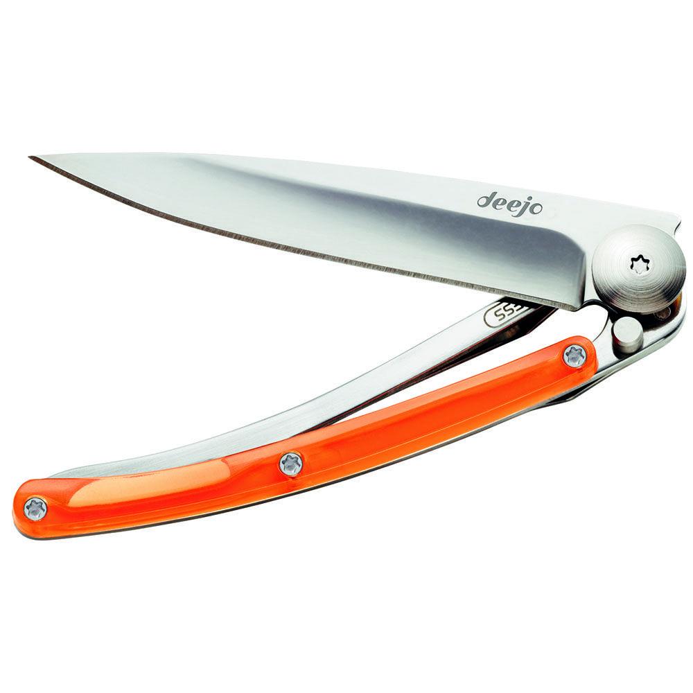 Нож Deejo Colors orange