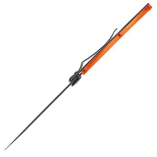 Нож Deejo Black orange Skate, фото