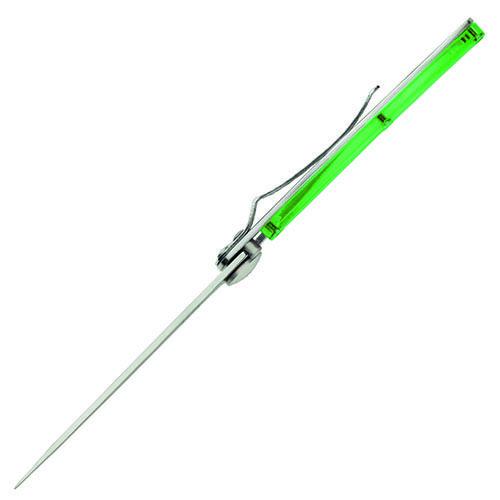 Нож Deejo Colors green, фото