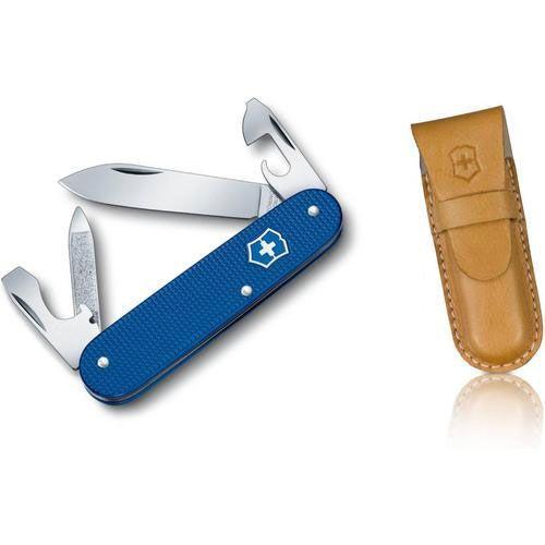 Нож Victorinox Cadet синий (9 предметов), фото