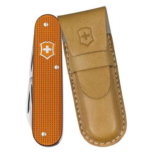 Нож Victorinox Cadet оранжевый (9 предметов), фото