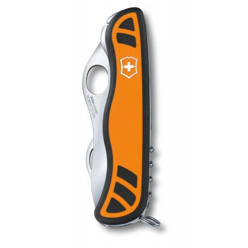 Нож Victorinox Hunter XТ 111 мм оранжево-черный с 4 инструментами, фото