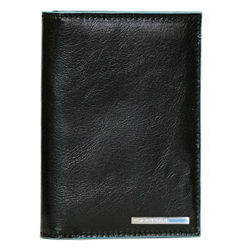Обложка для паспорта и автодокументов Blue square, фото
