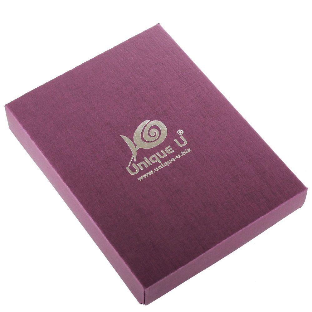 Обложка для паспорта Unique U белого цвета Арбуз