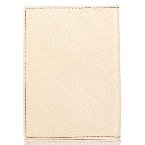 Обложка для паспорта Unique U бежевого цвета Котенок, фото