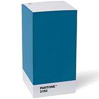 Бумажный блок для записей Pantone Blue 2150, фото