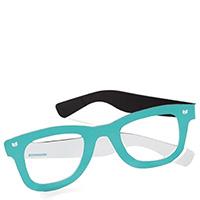 Закладка-очки для книги Donkey мятного цвета, фото