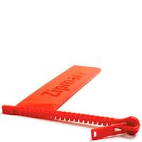 Закладка для книг Peleg Design Молния красного цвета, фото