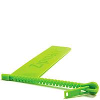 Закладка для книг Peleg Design Молния зеленого цвета, фото