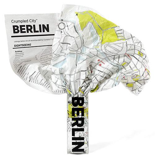 Мятая карта Palomar Berlin, фото