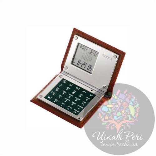 Калькулятор с будильником , фото