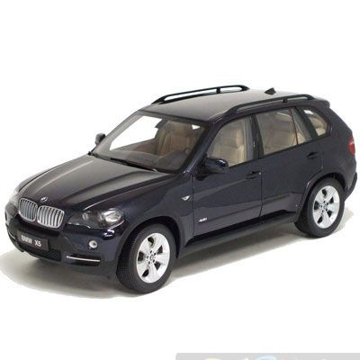 Модель Kyosho BMW X5 (E70)  Blue, фото