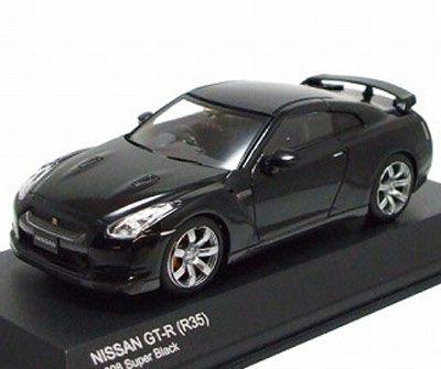 Nissan Skyline GT-R (R35) Black, фото